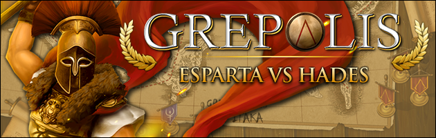 Esparta vs. Hades